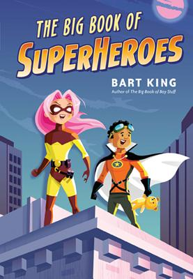 Image for The Big Book of Superheroes