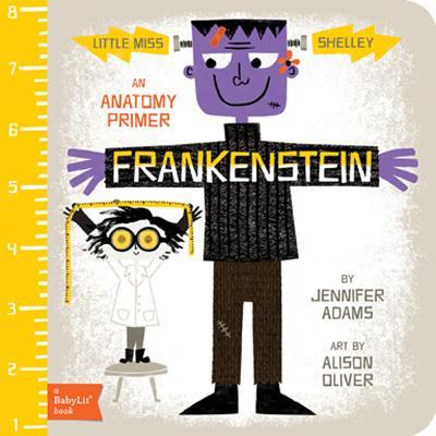 Image for Frankenstein: A BabyLit Anatomy Primer (BabyLit Books)