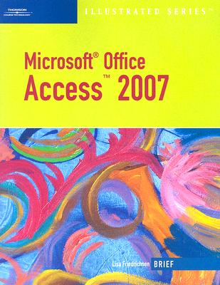 Image for Microsoft Office Access 2007-Illustrated Brief