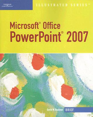 Image for Microsoft Office PowerPoint 2007: Illustrated Brief (Illustrated Series)