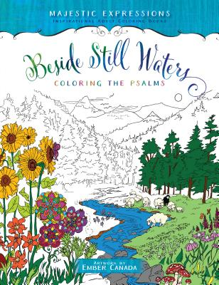 Image for Beside Still Waters: Coloring the Psalms - Adult Coloring Book