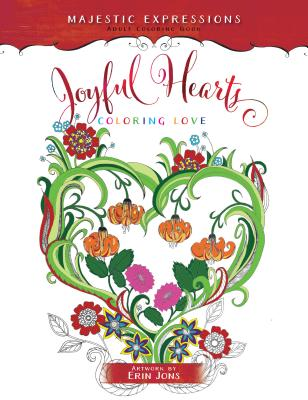 Image for Joyful Hearts Coloring Love Coloring Book