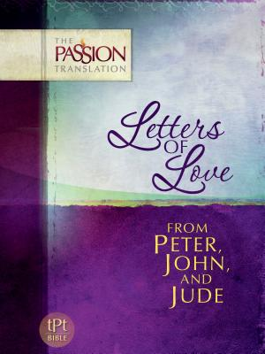 "Image for ""Letters of Love: From Peter, John, and Jude (The Passion Translation)"""