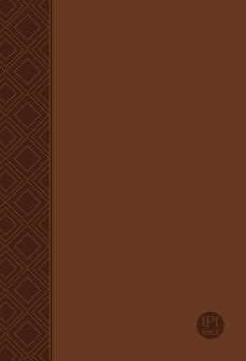 Image for The Passion Translation (TPT): New Testament imitation leather brown Psalms Proverbs Song of Songs