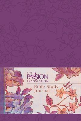 Image for The Passion Translation Bible Study Journal: Peony