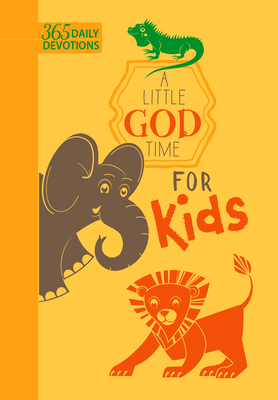 Image for A Little God Time for Kids (Faux)