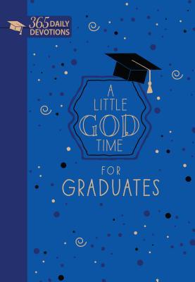 Image for A Little God Time for Graduates (Faux)
