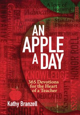 Image for An Apple a Day: 365 Devotions for the Heart of a Teacher