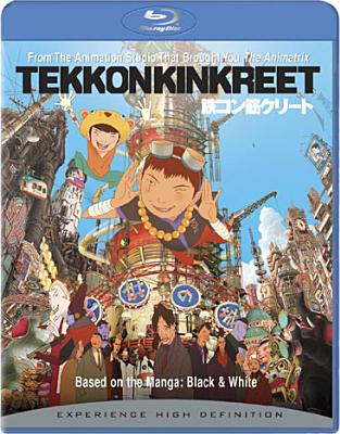 Image for Tekkonkinkreet Blu-Ray