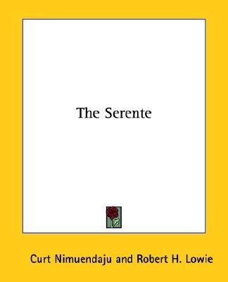 The Serente, Nimuendaju, Curt