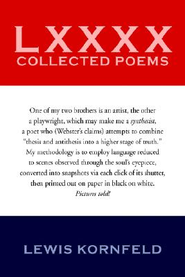 LXXXX Collected Poems, Kornfeld, Lewis