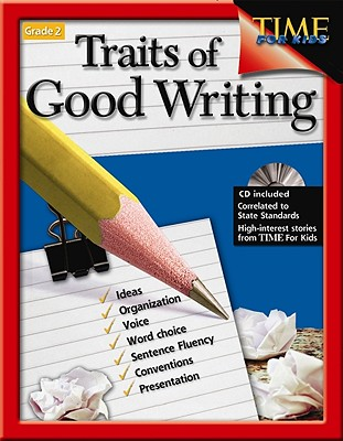 Traits of Good Writing Grade Level 2 (Paperback), Rosenberg, Mary; Dixhorn, Brenda Van; Time for Kids Magazine