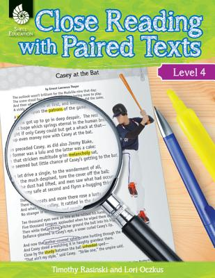 Image for Close Reading with Paired Texts Level 4