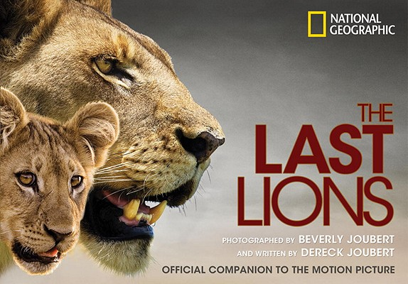 Image for The Last Lions: Official Companion to the Motion Picture