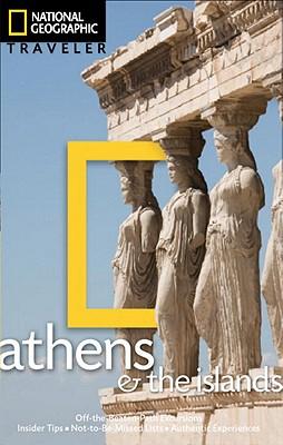 National Geographic Traveler: Athens and the Island, Joanna Kakissis