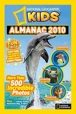 Image for National Geographic Kids Almanac 2010 (National Geographic Kids Almanac (Quality))