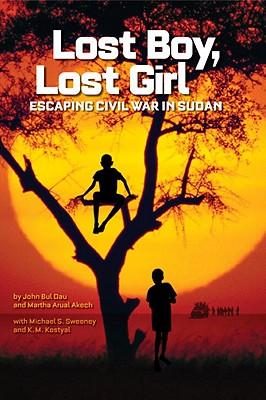 "Image for ""Lost Boy, Lost Girl: Escaping Civil War in Sudan"""