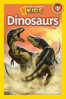 Image for National Geographic Readers: Dinosaurs
