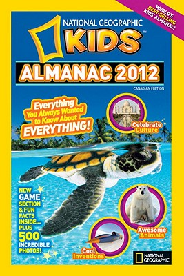 Image for National Geographic Kids Almanac 2012