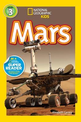 National Geographic Readers: Mars, Carney, Elizabeth