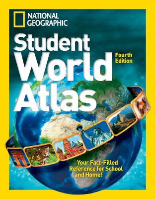 Image for National Geographic Student World Atlas
