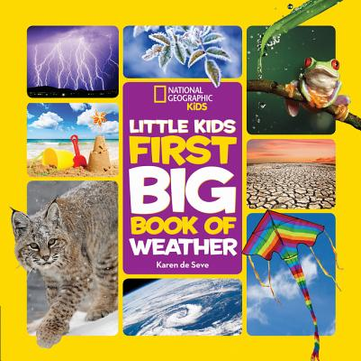 Image for National Geographic Little Kids First Big Book of Weather (National Geographic Little Kids First Big Books)
