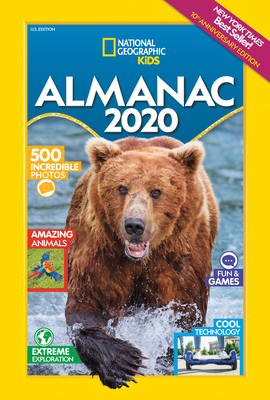 Image for National Geographic Kids Almanac 2020 (National Geographic Almanacs)