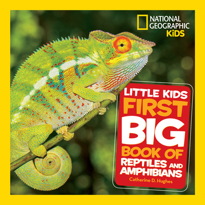 Image for LITTLE KIDS FIRST BIG BOOK OF REPTILES AND AMPHIBIANS