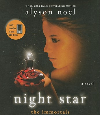 Image for Night Star (Immortals (MacMillan Audio))