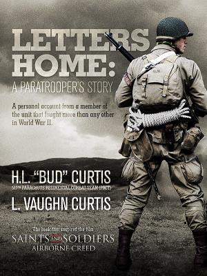 Image for Letters Home - Saints and Soldiers: Airborne Creed