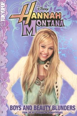 Image for Hannah Montana Boys and Beauty Blunders (Hannah Montana Cine-Manga Series)
