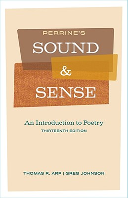 Perrine's Sound & Sense, Arp, Thomas R.