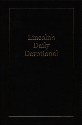 Image for Lincoln's Daily Devotional
