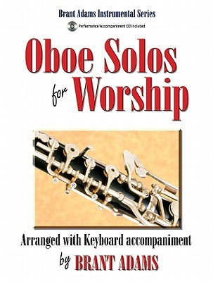 Image for Oboe Solos for Worship: Arranged with Keyboard Accompaniment