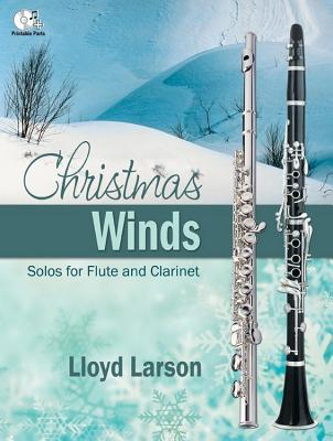 Image for Christmas Winds: Solos for Flute and Clarinet