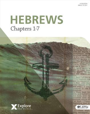 Image for Explore the Bible: Hebrews 1-7; Member Book