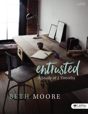 Image for Entrusted - Bible Study Book: A Study of 2 Timothy