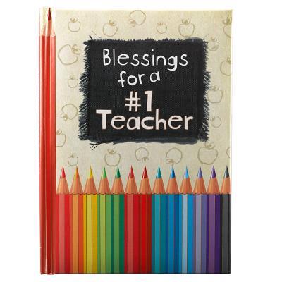 Image for Blessings for a #1 Teacher