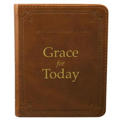 Image for OM048 One Minute Devotions Grace for Today LL