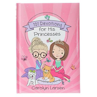 Image for 101 Devotions for His Princesses