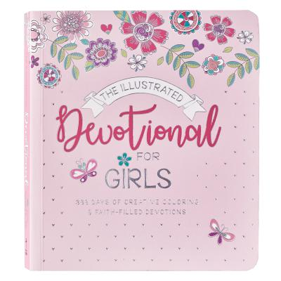 Image for Illustrated Devotional For Girls  KDS708