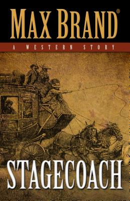 Image for Stagecoach: A Western Story (Five Star Westerns)