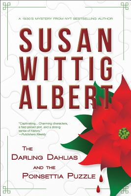 Image for The Darling Dahlias and the Poinsettia Puzzle (A Darling Dahlias Mystery)