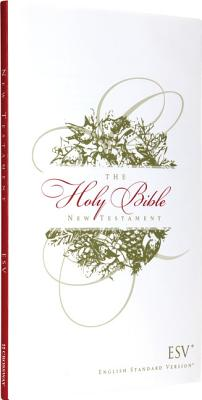 Image for ESV Outreach New Testament (English Standard Version, Paperback, Christmas Wreath Design)