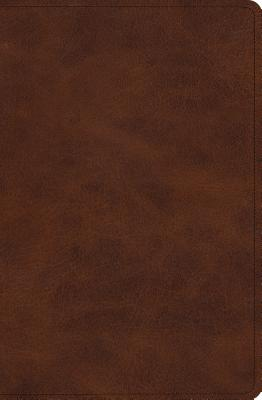Image for ESV Verse-by-Verse Reference Bible (TruTone, Deep Brown)