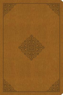 "Image for ""ESV Value Compact Bible (TruTone, Goldenrod, Ornament Design)"""
