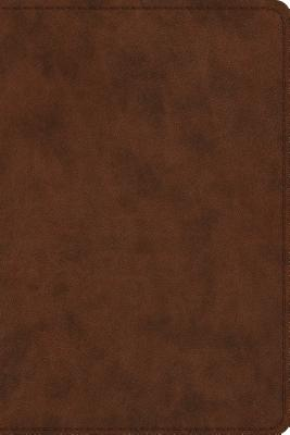 Image for ESV Study Bible Personal Size Brown
