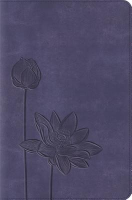 Image for ESV Compact Bible (TruTone, Lavender Bloom)