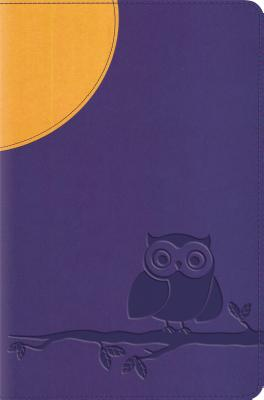 """Image for """"''ESV Compact Bible (TruTone, Moonlight Owl)''"""""""