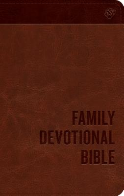 "Image for ""''ESV Family Devotional Bible (TruTone, Brown)''"""